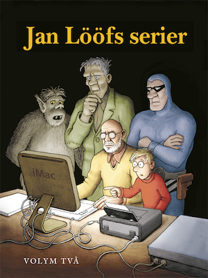 Jan Lööfs serier Vol. 2