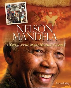 "Nelson Mandela : ""It always seems imposible until it's done"""