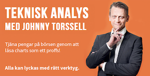 Teknisk analys med Johnny Torssell