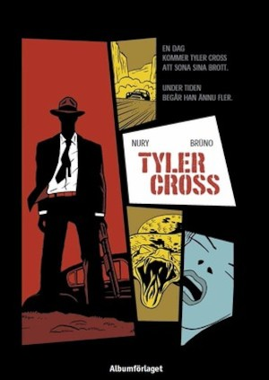 Tyler Cross - Black Rock