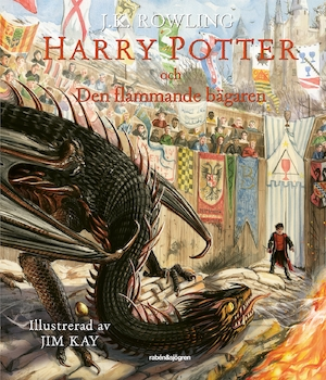 Harry Potter och den flammande bägaren