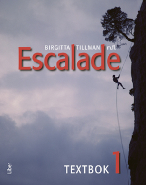 Escalade 1. Textbok